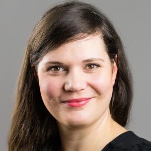 Speaker - Stefanie von Brück